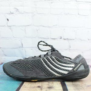 MERRELL Pace Glove Barefoot Running Shoes Size 6